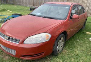 07 Chevy impala $2000 for Sale in Houston, TX
