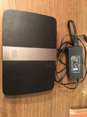 Cisco Linksys E4200 Router for Sale in Hackensack, NJ