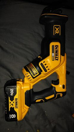 Dewalt 20v sawzaw Brush less motor drill for Sale in St. Louis,  MO