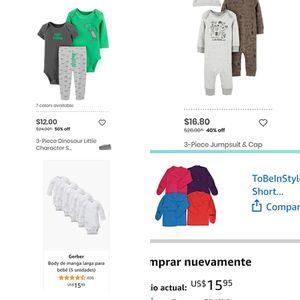 Newborn clothes bundle for Sale in Los Angeles, CA