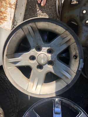 2004-2006 Jeep Wrangler Wheels (4) for Sale in Hanover, MA