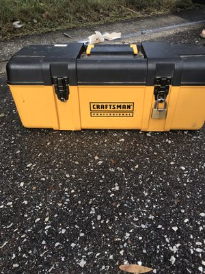 Tool box for Sale in Palm Harbor, FL