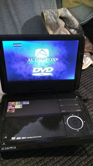 Portable DVD player no remote for Sale in Fort Worth, TX