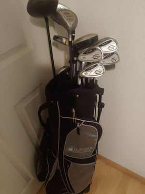 Golf clubs + bag for Sale in Lake Oswego, OR