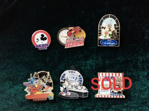 Vintage Disney Pin for Sale in West Palm Beach, FL