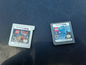 Nintendo ds games lot one is 3ds for Sale in Davenport, FL