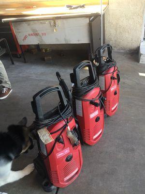 Craftsman pressure washer for Sale in San Diego, CA