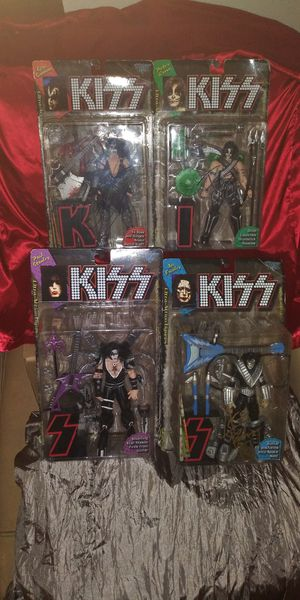 Kiss figurines for Sale in Peoria, AZ