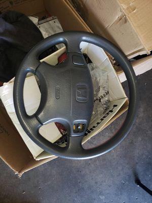96-00 oem steering wheel honda for Sale in Garden Grove, CA