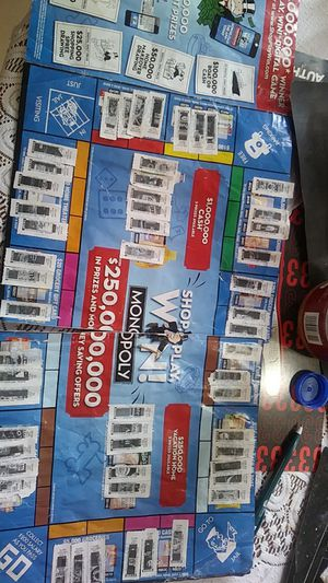 Monopoly tickets for Sale in Hillsboro, OR
