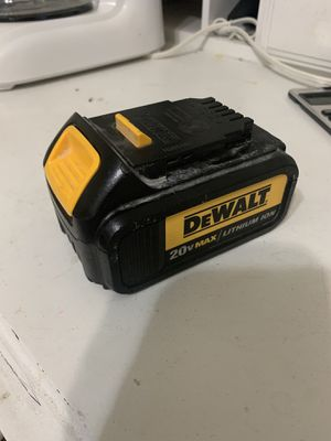 Battery Dewalt for Sale in Cutler Bay, FL