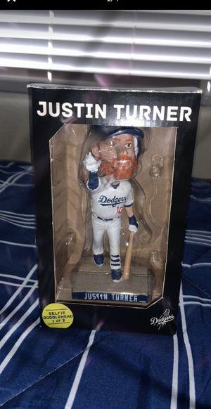 Justin Turner Bobble Head for Sale in Fresno, CA