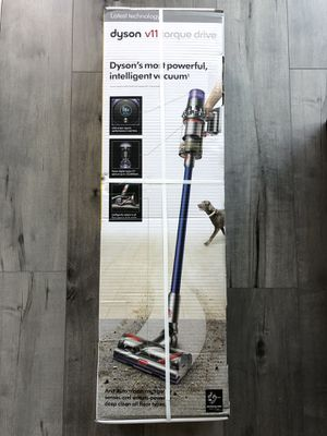 NEW Just Released Dyson V11 Torque Drive Cordless Battery Powered Vacuum - Top of the line Model for Sale in Grand Prairie, TX