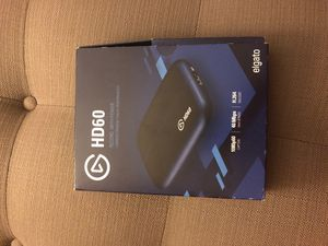 Elgato HD 60 for Sale in Beverly Hills, CA