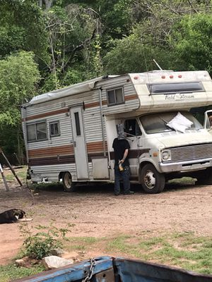 1978 dodge driver able camper needs alittle work but everything on there works it's up for trade for a nice truck or car a 2 door for Sale in Fayetteville, GA