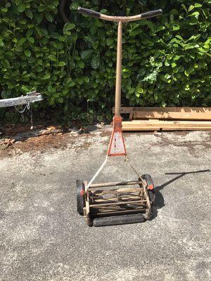 Push Lawn Mower for Sale in Seattle, WA