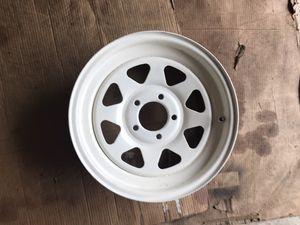 """15 """" trailer wheel for Sale in Toms River, NJ"""