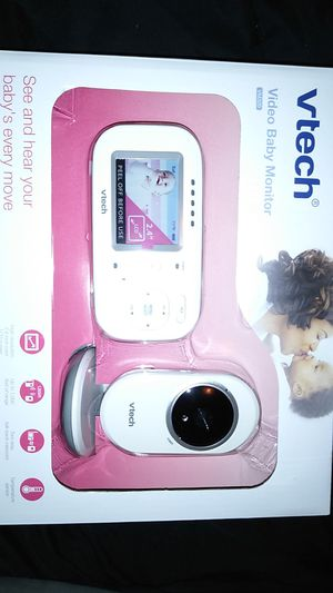 VTech video baby monitor for Sale in Washington, DC