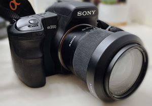 Sony a200 Camera for Sale in Ewa Beach, HI