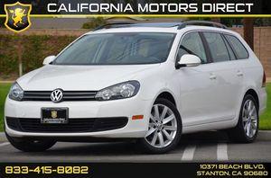 2013 Volkswagen Jetta SportWagen for Sale in Stanton, CA