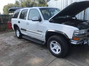 2001 Chevy Tahoe parting for Sale in Marysville, WA