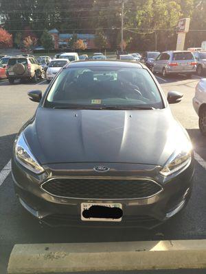 2016 Ford Focus SE Hatchback (Automatic Transmission) for Sale in Burke, VA