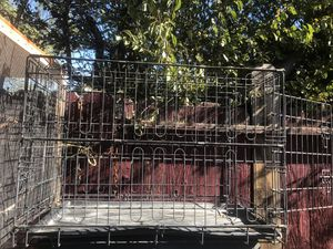 Dog crate for Sale in Fairfield, CA