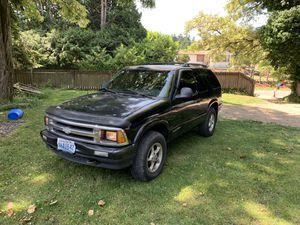 1996 Chevrolet Blazer for Sale in Seattle, WA