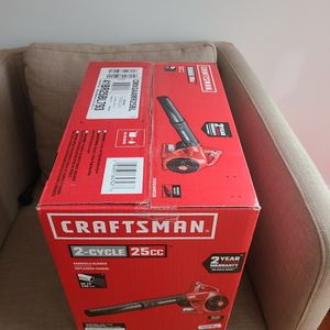 Craftsman Gas Leaf Blower for Sale in Bowie, MD