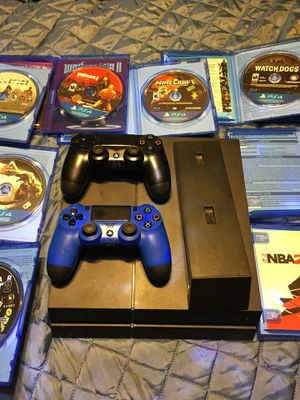 Black sony ps4 for Sale in Hinton, WV