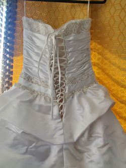 Wedding Dresse Size 10 for Sale in Los Angeles,  CA