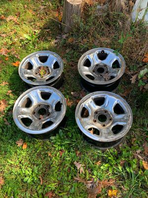 4 17in dodge rims for Sale in Beech Creek, PA