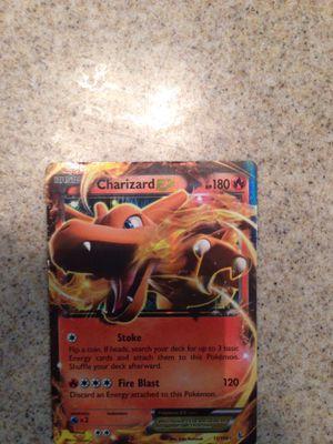 Pokemon Charizard EX Basic for Sale in Fresno, CA
