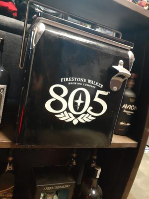 Custom 805 Beer Ice Chest Cooler New. Fits about 24pk. for Sale in West Covina, CA