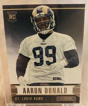 Aaron Donald Rookie Card for Sale in Dallas, TX