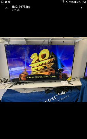 65 scepter 4k HDTV like new in box comes with all 6 month warranty Ask us about our different $$$$$$ options for Sale in Phoenix, AZ