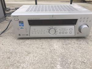 SONY-FM STEREO/FM-AM RECEIVER-STR-K502 /DIGITAL CINEMA SOUND for Sale in Vallejo, CA