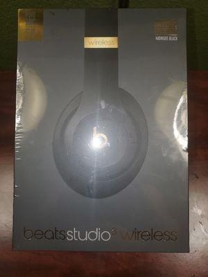 Dr dre studio beats wireless headphones special edition midnight black for Sale in Phoenix, AZ