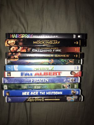 Assorted DVDs for Sale in New York, NY