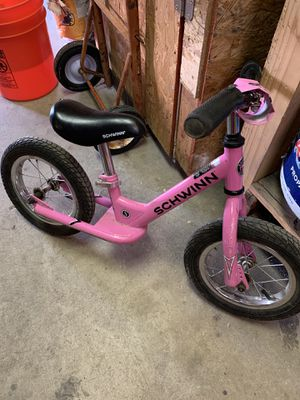 Shwinn balance bike, bicycle kids bike for Sale in San Diego, CA