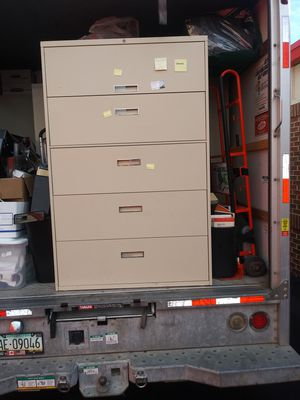 Different types of file cabinet for sale for Sale in Stockbridge, GA