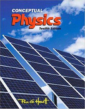 Conceptual Physics (12th Edition) 12th Edition ebook PDF for Sale in Los Angeles, CA