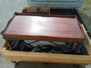 Antique coffee table for Sale in Garland, TX