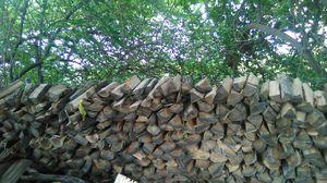Hard oak & locus seasoned firewood for Sale in Indianapolis, IN
