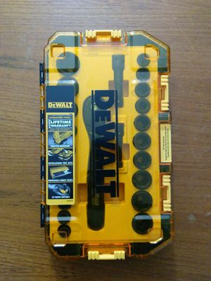 DeWalt 3/8 Impact Socket Wrench for Sale in Indianapolis, IN