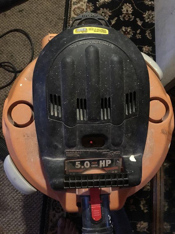 Vacuum/water pump vacuum