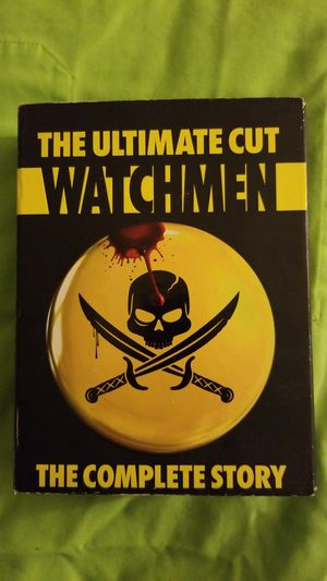 Collector's items. Watchmen DVD for Sale in Fairfax, VA