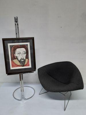 Vintage Irving Amen signed artists proof print mid century mcm for Sale in Phoenix, AZ