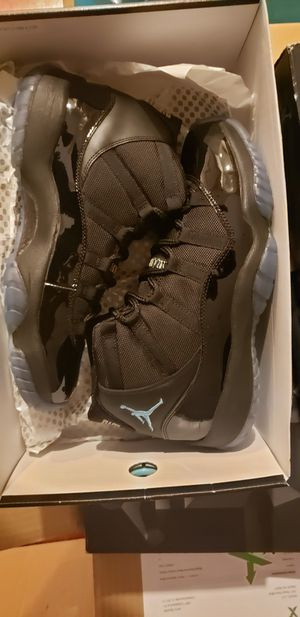 100% Authentic Brand New Nike Air Jordan 11 Gamma Size 10 for Sale in Algonquin, IL