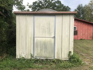 Aluminum storage shed (6FT x 3FT) for Sale in Davenport, FL